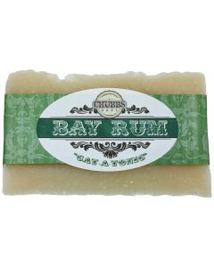 Chubbs Bars Bay Rum Shampoo Bar