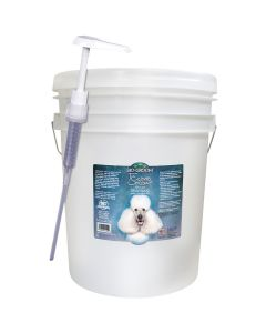 Bio-Groom Econo Groom Tearless Shampoo with Pump [5 Gallon]