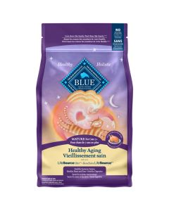 Blue Healthy Aging Mature Cat Food (7lb)