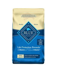 Blue Life Protection Formula Adult Chicken and Brown Rice Dog Food