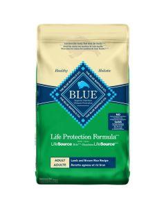 Blue Life Protection Formula Adult Lamb and Brown Rice Dog Food