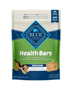 Blue Health Bars Apple & Yogurt Dog Treats [453g]
