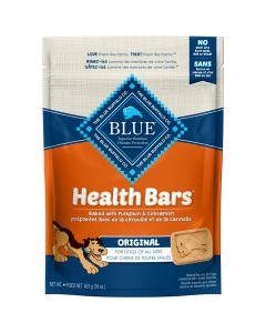 Blue Health Bars Pumpkin & Cinnamon Dog Treats [453g]