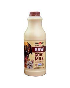 Boss Dog Frozen Raw Goat Milk Supplement