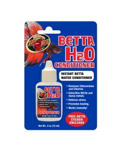 Zoo Med Betta H2O Conditioner (15ml)