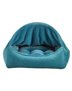 Bowsers Faux Fur Canopy Bed