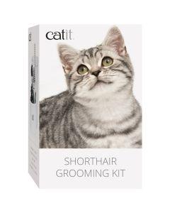 Catit Short Hair Grooming Kit