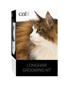 Catit Long Hair Grooming Kit