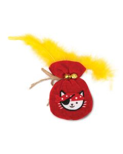Catit Play Pirate Gold Pouch