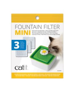Catit Fountain Filter [Mini - 3 pack]