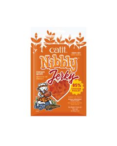 Catit Nibbly Jerky Chicken Recipe [30g]