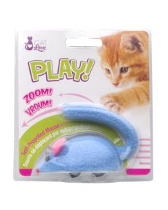 Cat Love Play! Self-Propelled Mouse