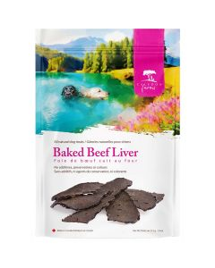 Caledon Farms Baked Beef Liver [215g]