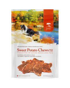 Caledon Farms Sweet Potato Chews with Liver [265g]