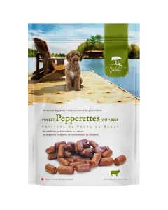 Caledon Farms Pocket Pepperettes with Beef [200g]