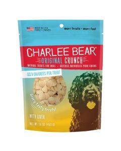 Charlee Bear Dog Treats with Liver (453g)*
