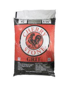 Cherry Stone Grit #2 (50lb)