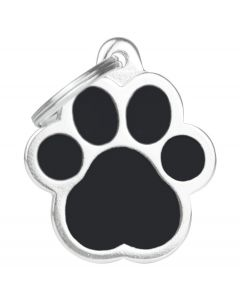 My Family CLASSIC Paw Pet ID Tag