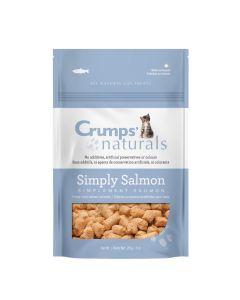 Crumps' Naturals Simply Salmon Cat Treats [28g]
