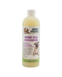 Nature's Specialties Coconut Clean Conditioning Shampoo [473ml]
