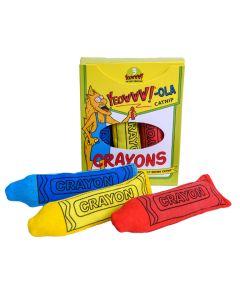 Yeowww!-ola Catnip Crayons [3 Pack]