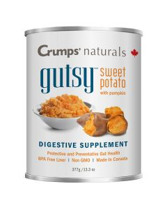 Crumps' Naturals Gutsy Sweet Potato with Pumpkin Digestive Supplement [377g]
