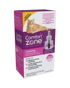 Comfort Zone Calming Diffuser Refill for Cats & Kittens