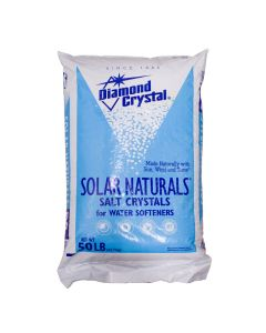 Diamond Crystal Solar Salt (Ice Salt) (50lb)