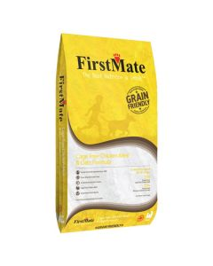 FirstMate Cage Free Chicken Meal & Oats Formula Dog Food