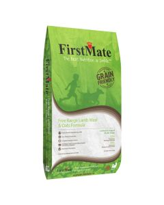 FirstMate Free Range Lamb Meal & Oats Dog Food