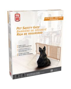 Dogit Pet Safety Gate Extra Wide