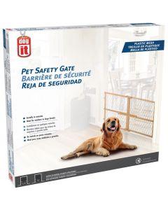Dogit Pet Safety Gate Plastic Mesh