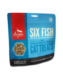 Orijen Six Fish Cat Treats (35g)