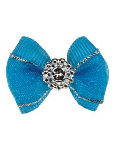 Aria Bow Maddie Dog (Assorted Colours)