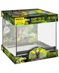"""Exo Terra Dart Frog Small Wide Terrarium [18""""x18""""x18""""]"""