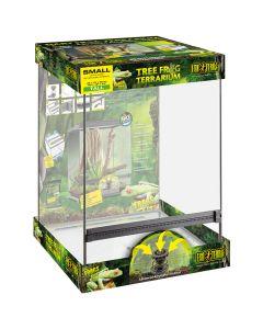 """Exo Terra Tree Frog Small Tall Terrarium [18""""x18""""x24""""]"""
