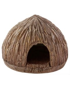 Exo Terra Coconut Cave Nesting & Egg-Laying Hide