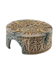 Exo Terra Aztec Calendar Stone Hide-Out