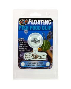 Zoo Med Floating Fish Food Clip
