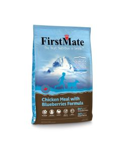 FirstMate Chicken Meal with Blueberries Formula Dog Food