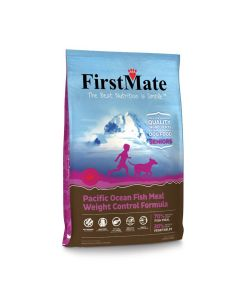 FirstMate Pacific Ocean Fish Meal Weight Control Formula Dog Food