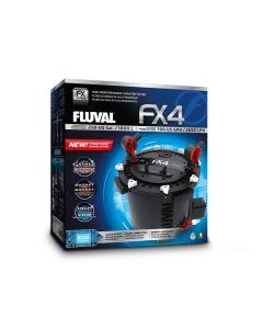 Fluval FX4 High Performance Canister Filter [250 Gallon]