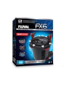 Fluval FX6 High Performance Canister Filter [400 Gallon]