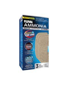 Fluval 106/107 - 206/207 Ammonia Remover Pad [3 Pack]