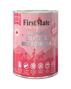 FirstMate Salmon & Rice Formula (345g)