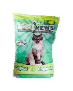 Fresh News Paper Litter (25lb)*