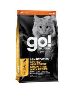 Go! Solutions Sensitivities Limited Ingredient Grain-Free Duck Cat Food