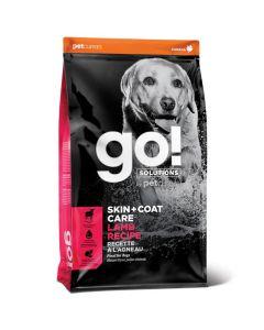 Go! Solutions Skin + Coat Care Lamb Dog Food