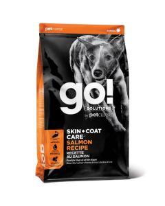 Go! Solutions Skin + Coat Care Salmon Dog Food