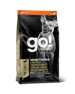 Go! Solutions Sensitivities Limited Ingredient Grain-Free Duck Dog Food